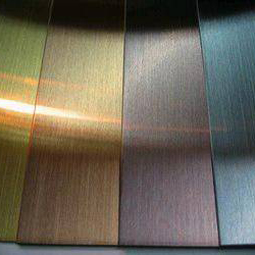 Stainless Steel Color Coated Sheet