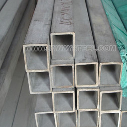 Stainless Steel Square Pipe/Tube
