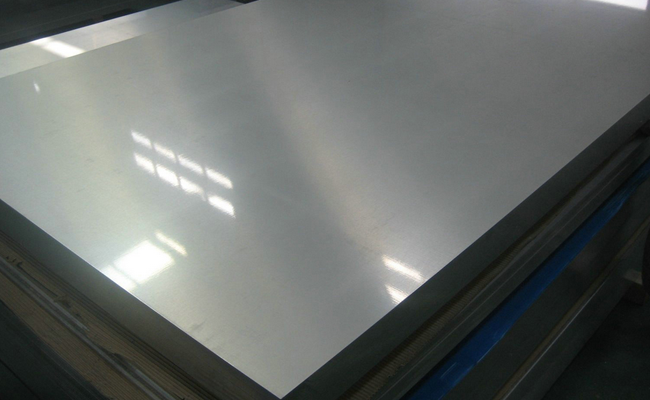 thin stainless steel sheets