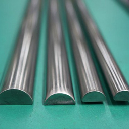 Stainless Steel Half Round Bar Jaway Steel