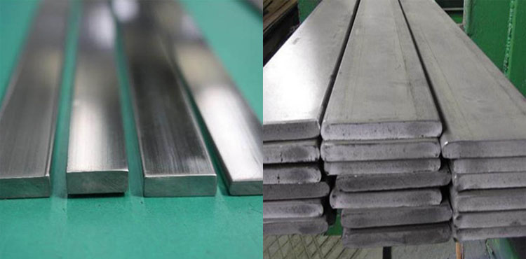 polish stainless steel flat bar