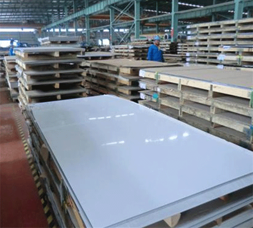hot rolled stainless steel sheet