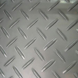 Stainless Steel Checked Sheet