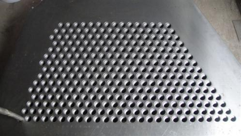 Stainless Steel Perforated Sheets Suppliers Jaway Steel