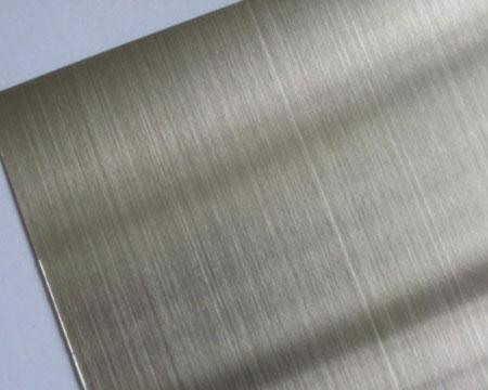 Brushed Finish 201 Stainless Steel Sheet Jaway Steel