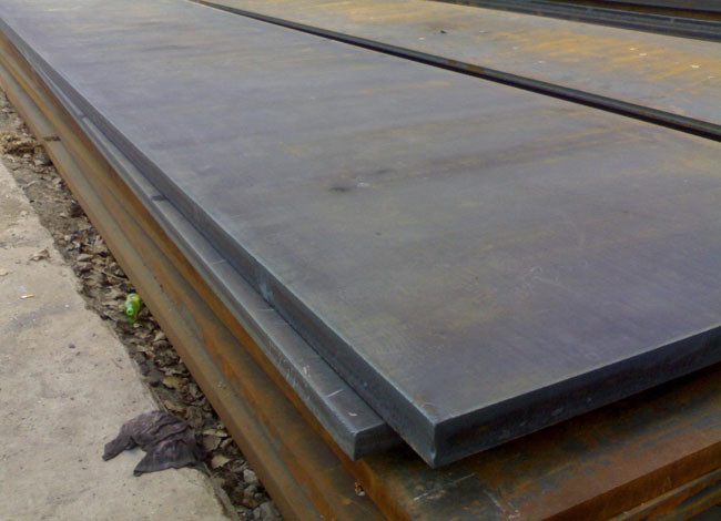 High Quality Q235B Steel Plate